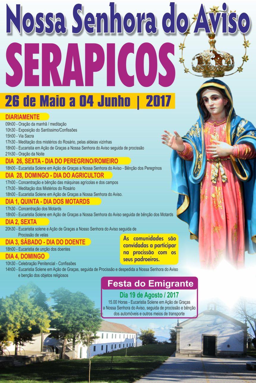 Festa em Honra de Nª Srª do Aviso – 2017