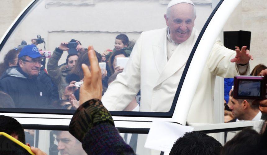 Obrigado, Papa Francisco